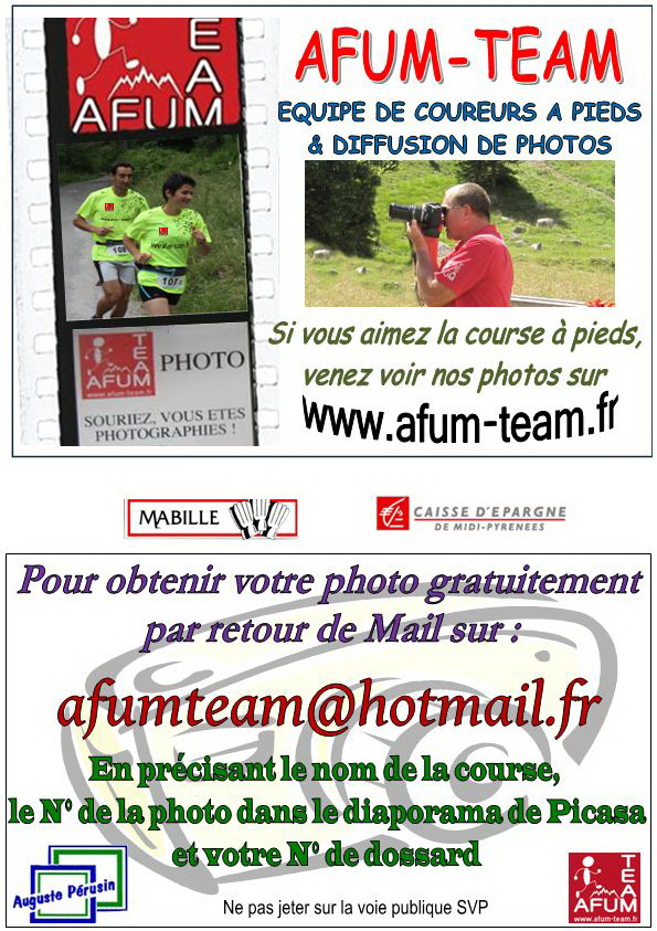 flyer AfumTeam