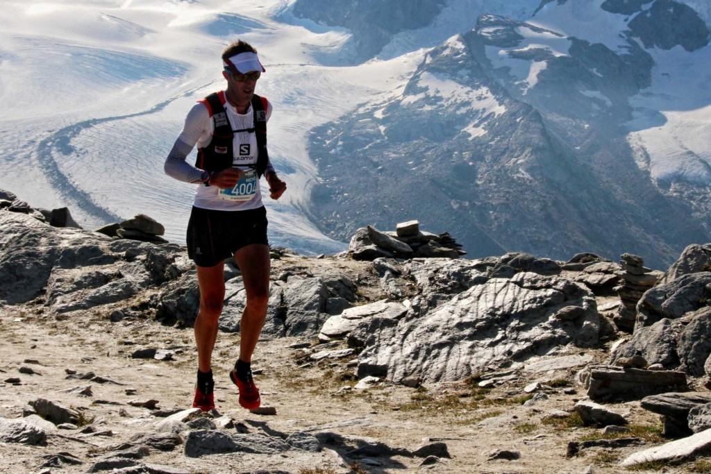 1 Michel Lanne photo Goran Mojicevic Passion Trail 1024x683 - Salomon Skyrunner France Series 2015 :  5ème étape avec le Marathon du Montcalm ! (article de Robert Goin) / 22-08-15