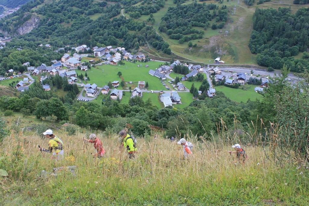 trail des aiguilles 3 1024x682 - TRAIL DU GALIBIER : la belle envolée de SNICK ! Résultats, compte rendu et photos (reportage d'Alexandre Garin). Vidéo du Nature tour / 23-08-15