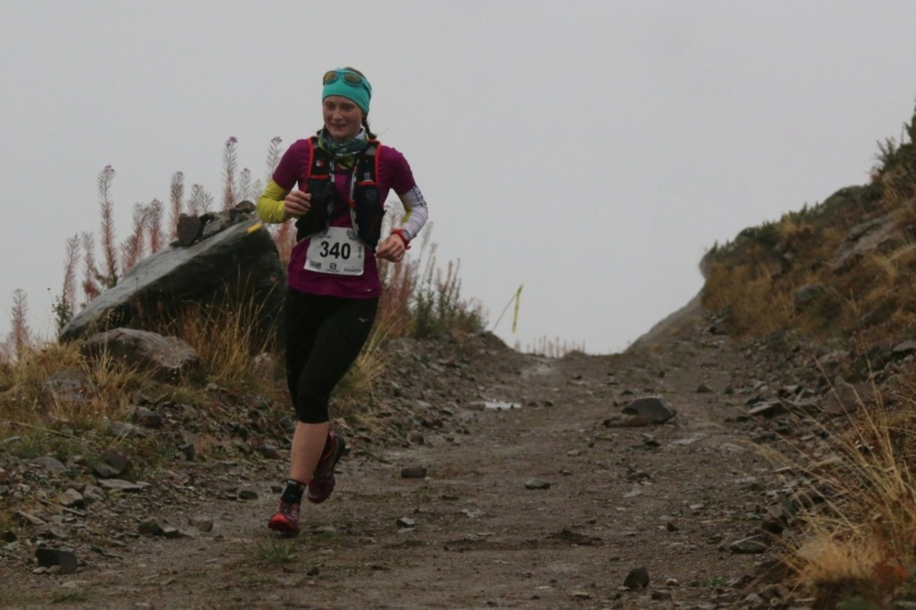 2 0céane Boutarin 1ère 28 km Serre Che Trail Salomon 2015 photo Robert Goin 1024x682 - Andy Symonds et Céline Lafaye  gagnent le Salomon Skyrunner France Series 2015 !
