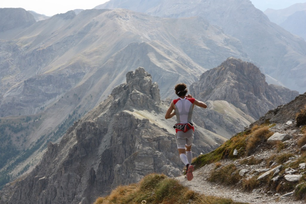 5 Ubaye trail Salomon photo Guillaume Ditsch