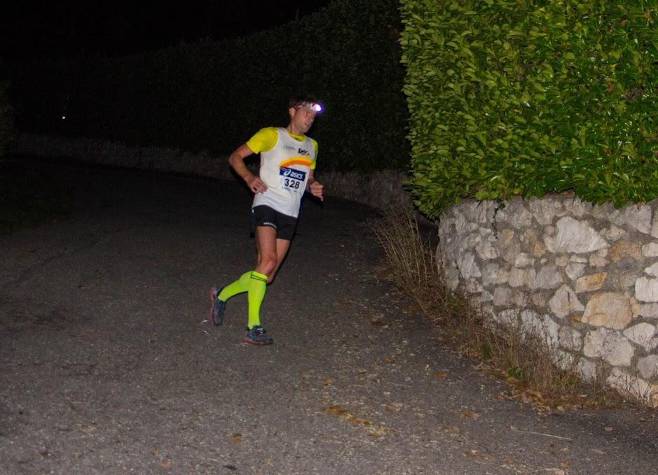 Bruno Freudenreich 2ème du 10km - TRAIL « LA CHAMBERIENNE » : ROBIN CATTET A EU CHAUD ! Résultats, compte rendu et photos (reportage « TPS Infos » d'Alexandre Garin) / 24-10-15
