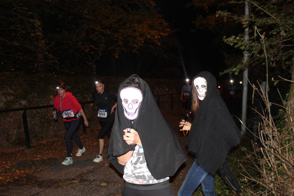 attention aux fantômes