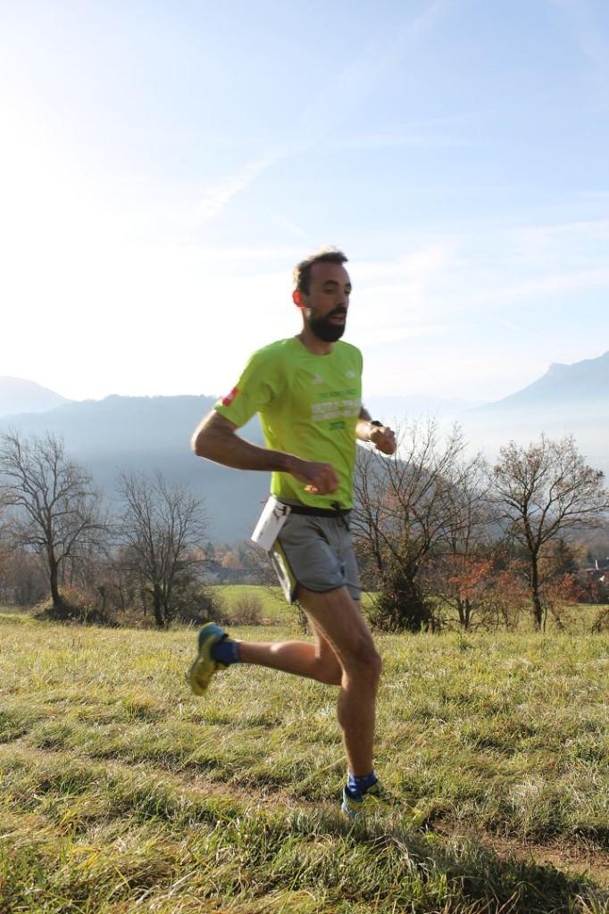 Benjamin david 4ème du 11km et vainqueur de lEch 682x1024 - RESULTATS, COMPTE RENDU ET PHOTOS DE LA SANGE'RUN (reportage « TPS Infos » d'Alexandre Garin) / 15-11-15