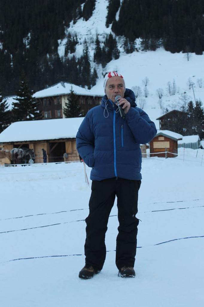 Michel Buisson directeur de l'OT Pralognan
