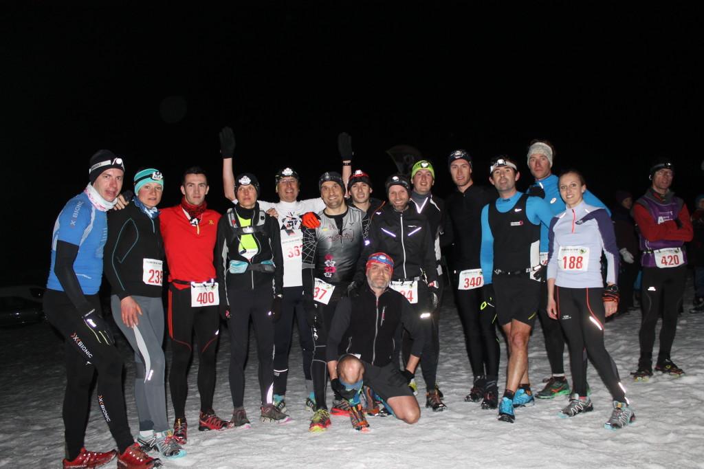 Chambéry Triathlon simpose avec Zuzana Chateau en chef de file 1024x682 - RESULTATS, COMPTE RENDU ET PHOTOS DE LA FEE BLANCHE / 27-02-16