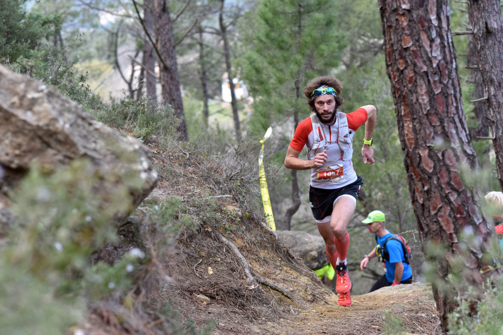 3 Thibaut Baronian vainqueur 26 km photo JMK Consult 1024x683 - ZOOM SUR... L'ERGYSPORT TRAIL DU VENTOUX 2016