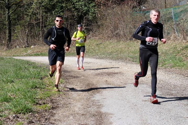 IMG 4661 - PHOTOS DU 23KM DU TRAIL DE LA MICHAILLE / 26-03-16
