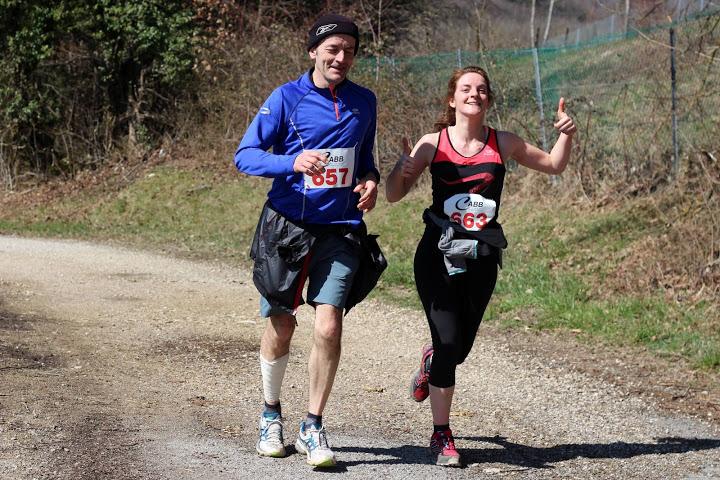 IMG 4667 - PHOTOS DU 13KM DU TRAIL DE LA MICHAILLE / 26-03-16