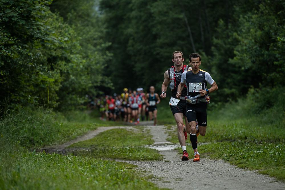 2 2016 Cédric Fleureton sur les 1ers hm du 42 km photo Damien Rosso www.droz photo.com  - PRESENTATION DES CHAMPIONNATS DU MONDE DE TRAIL 2017 (ITALIE) - 10-06-2017