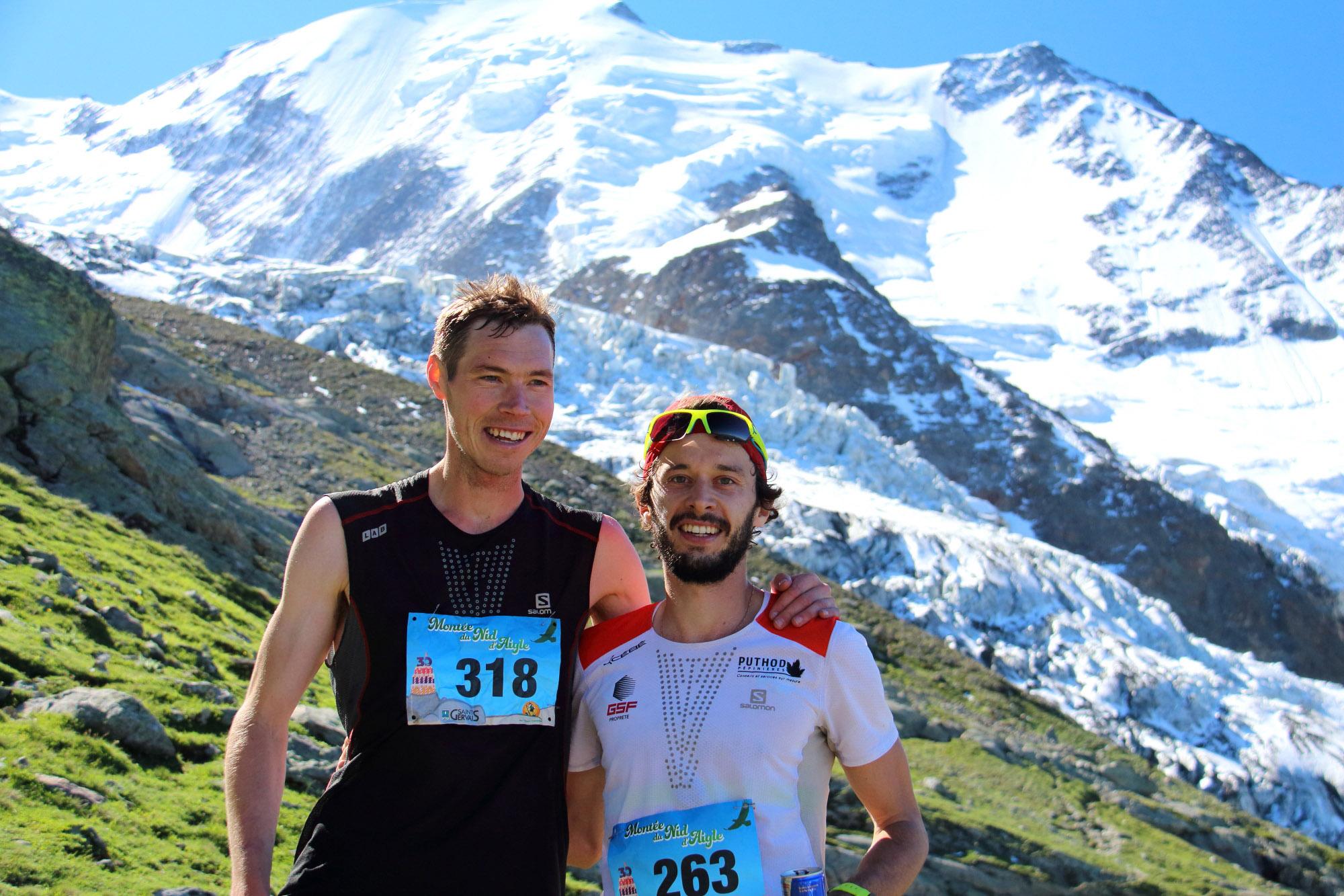 3 Tom Owens et Thibaut Baronian photo  Goran Mojicevic Passion Trail