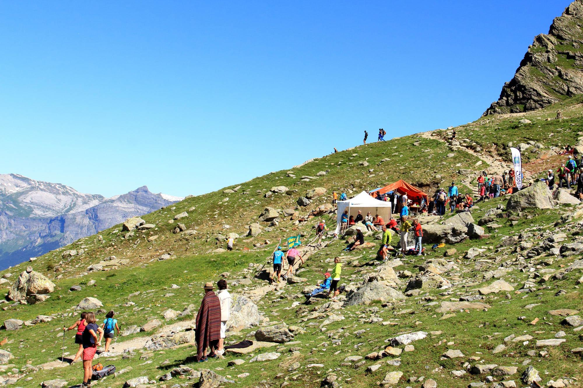 4 Ambiance Montée du Nid d'Aigle photo  Goran Mojicevic Passion Trail