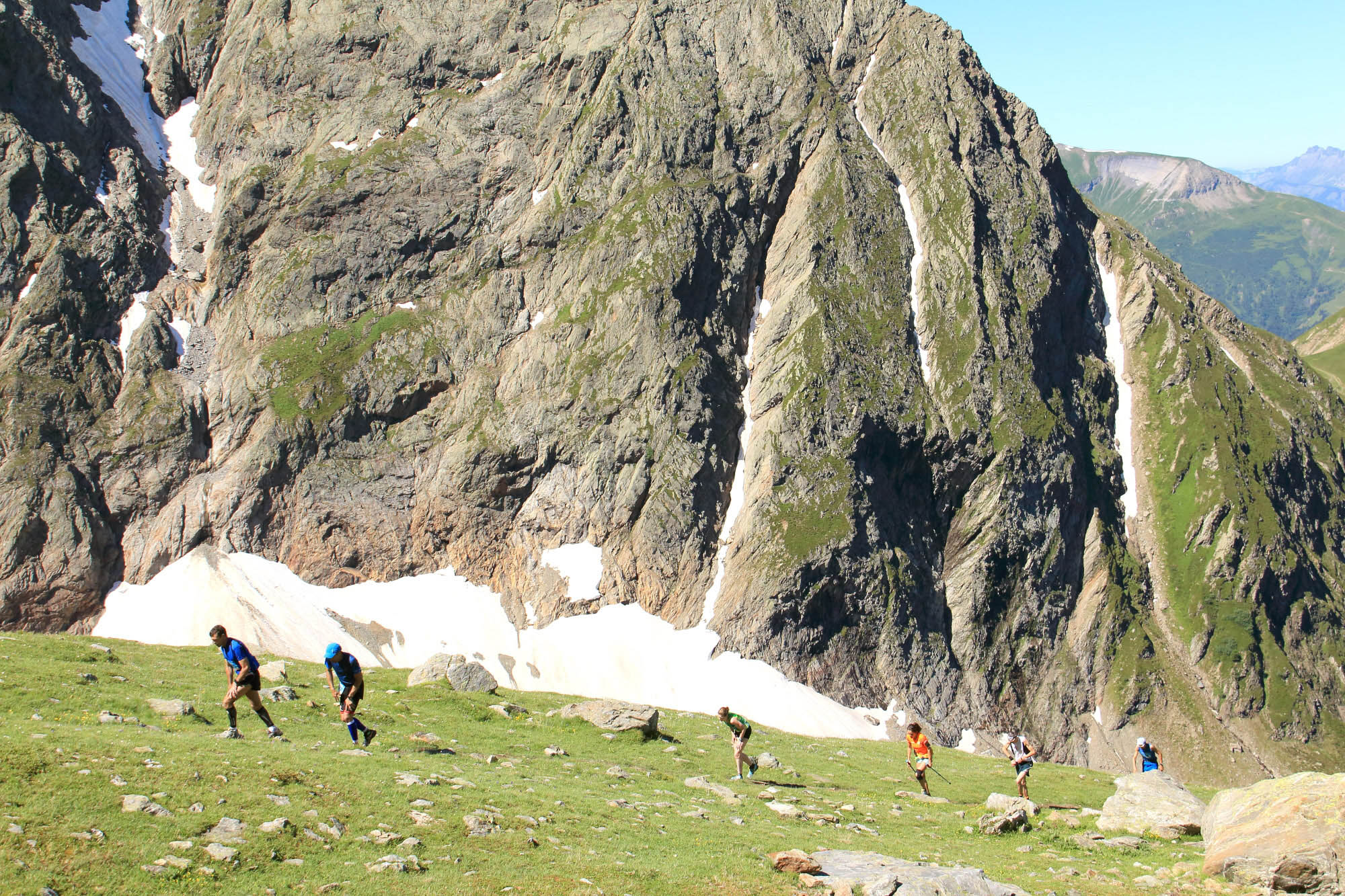 5 Ambiance Montée du Nid d'Aigle photo  Goran Mojicevic Passion Trail