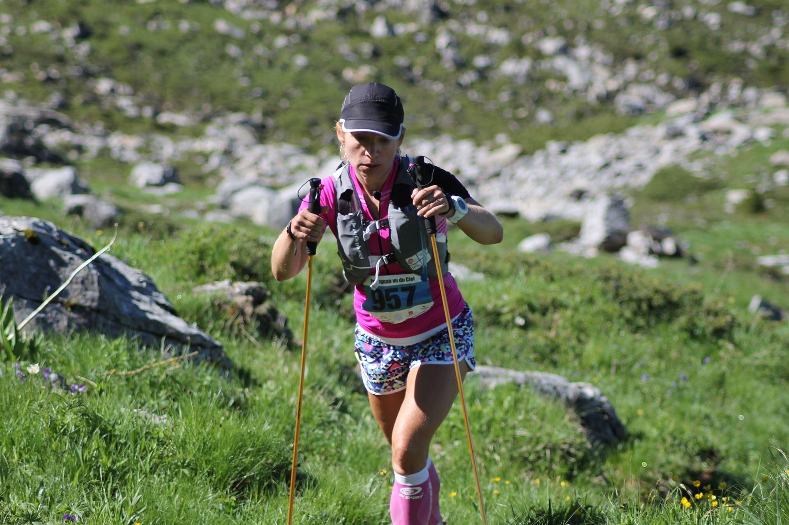8ème femme du 30km