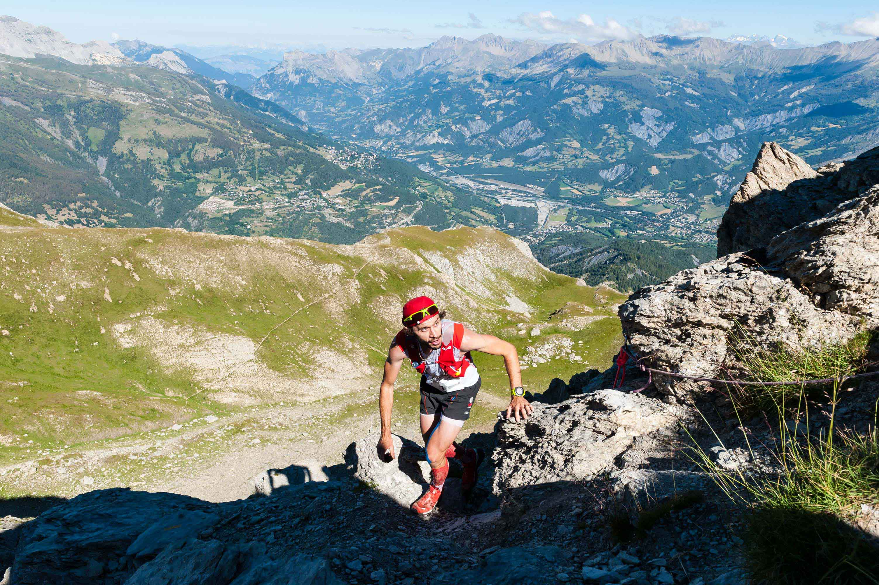 4 Thibaut Baronian photo Rémi Morel - NATIONAL : RESULTATS ET VIDEO DE L'UBAYE TRAIL SALOMON