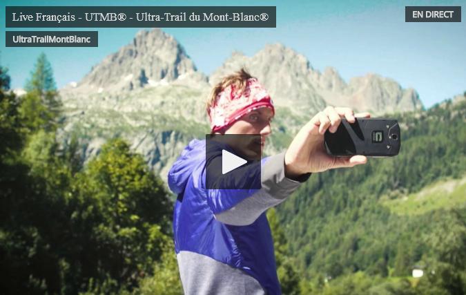 Capture 1 - UTMB 2016 LIVE TV