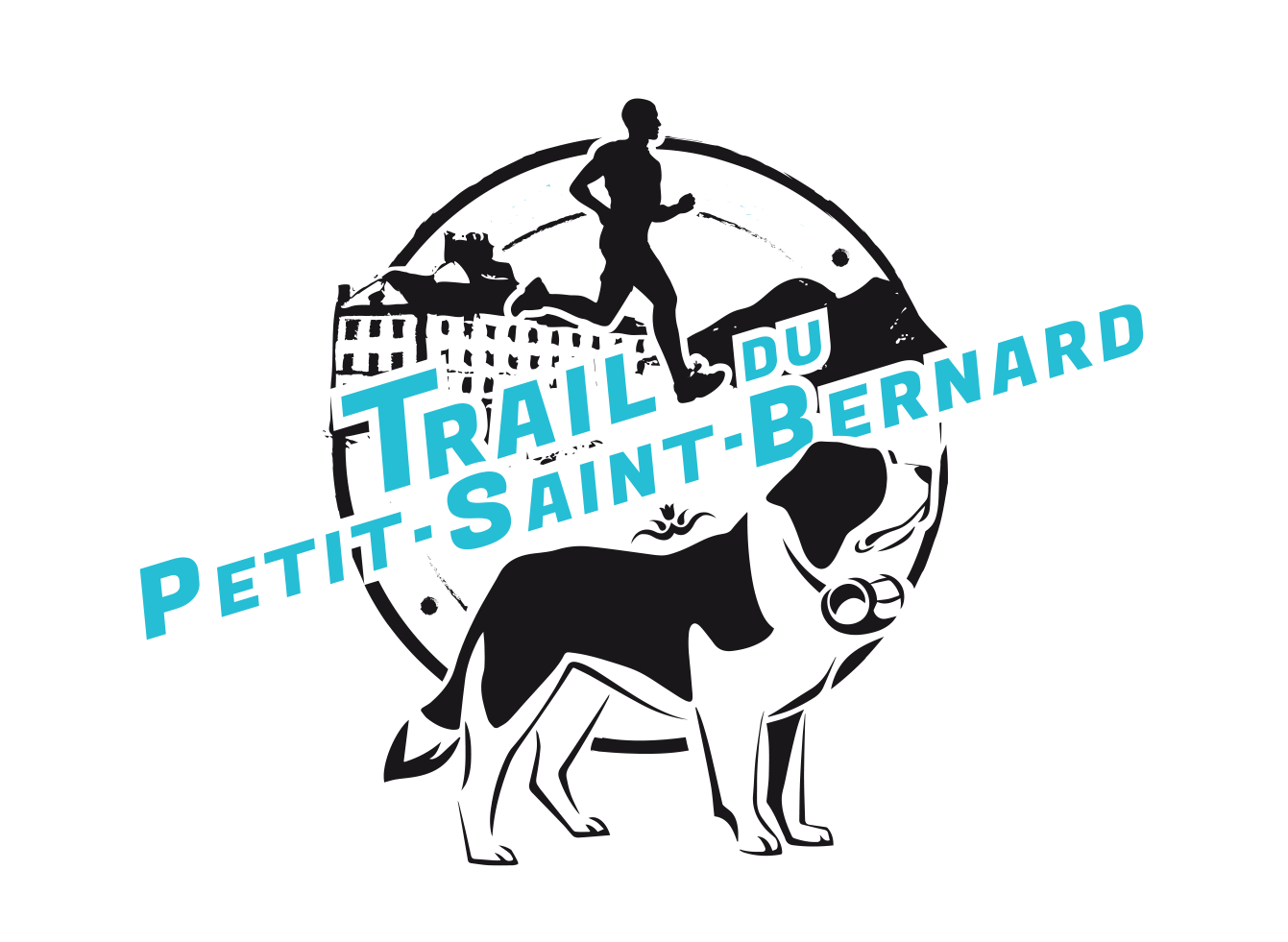 Trail PSB logo 3 - NOUVEAU: TRAIL DU PETIT SAINT BERNARD (73) 02 OCTOBRE 2016