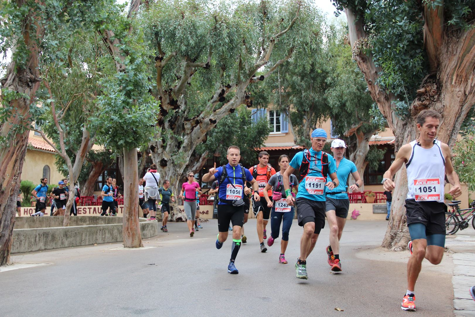 copie 0 2. D®part 22 - DECOUVERTE : LA 3EME EDITION DU TRAIL DE PORQUEROLLES (83) -01-10-2016