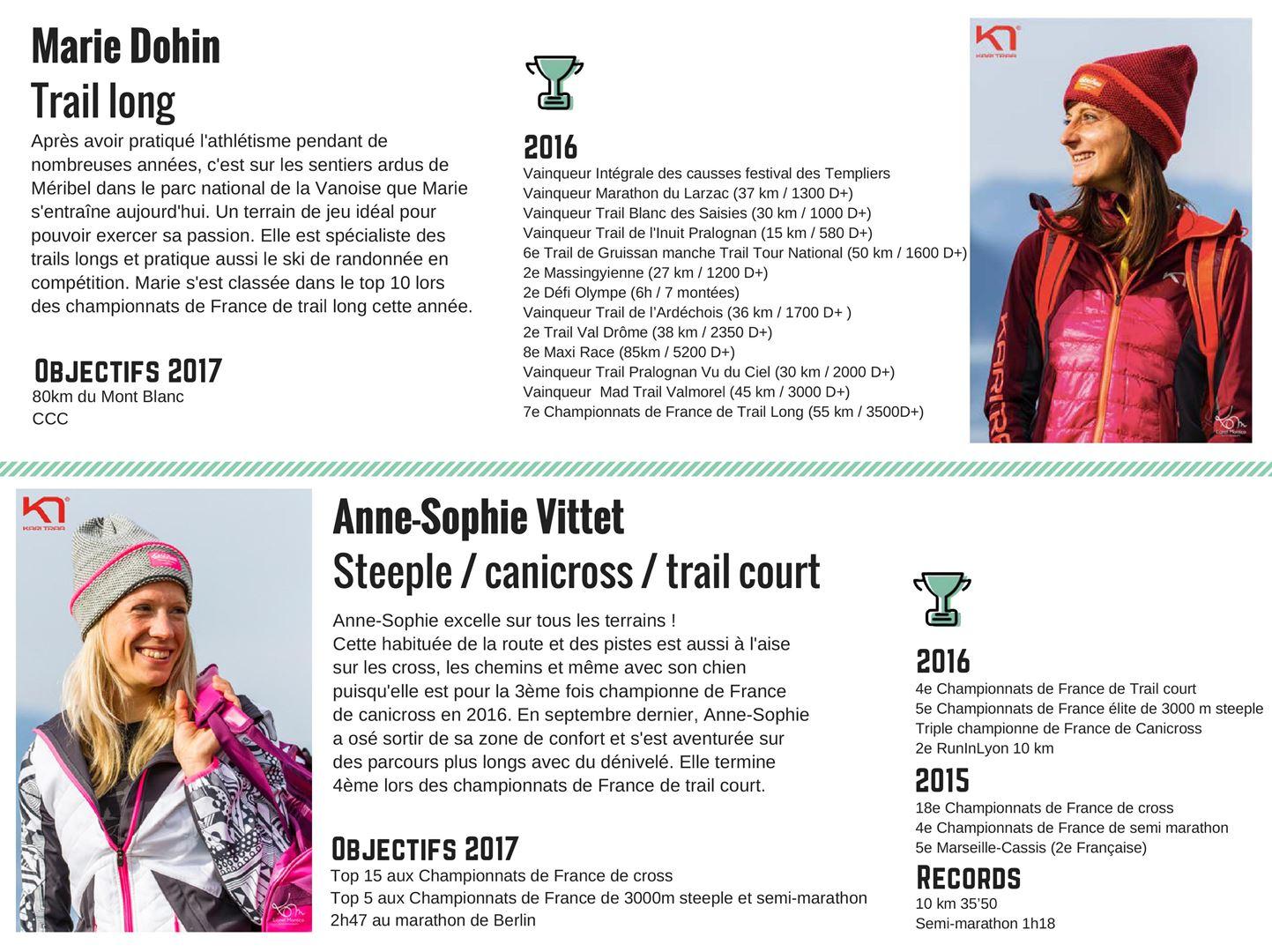 copie 0 0005 - TEAM KARI TRAA : UN TEAM 100% FEMININ !