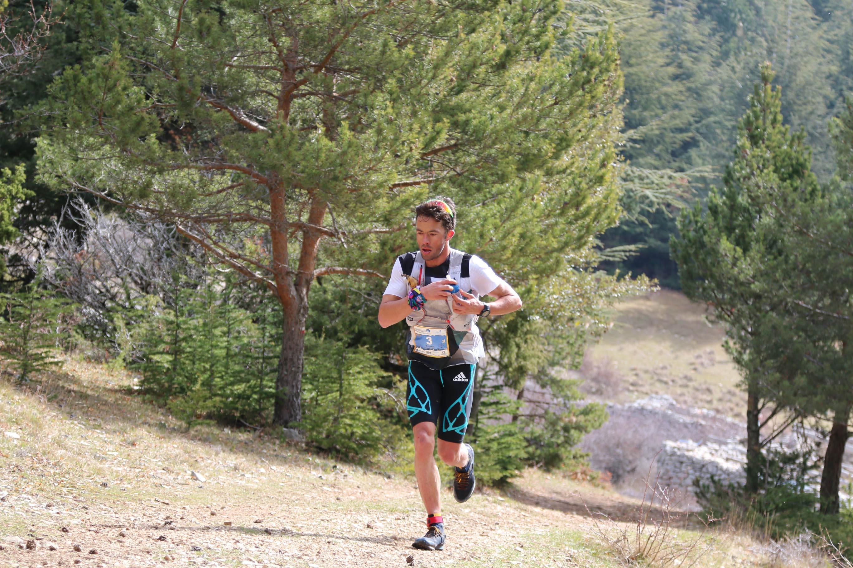 2 Sylvain Court 46 km trail de Ventoux photo Robert Goin - ERGYSPORT TRAIL DU VENTOUX 2017: GROS PLATEAU SUR LES PENTES DU MONT CHAUVE !