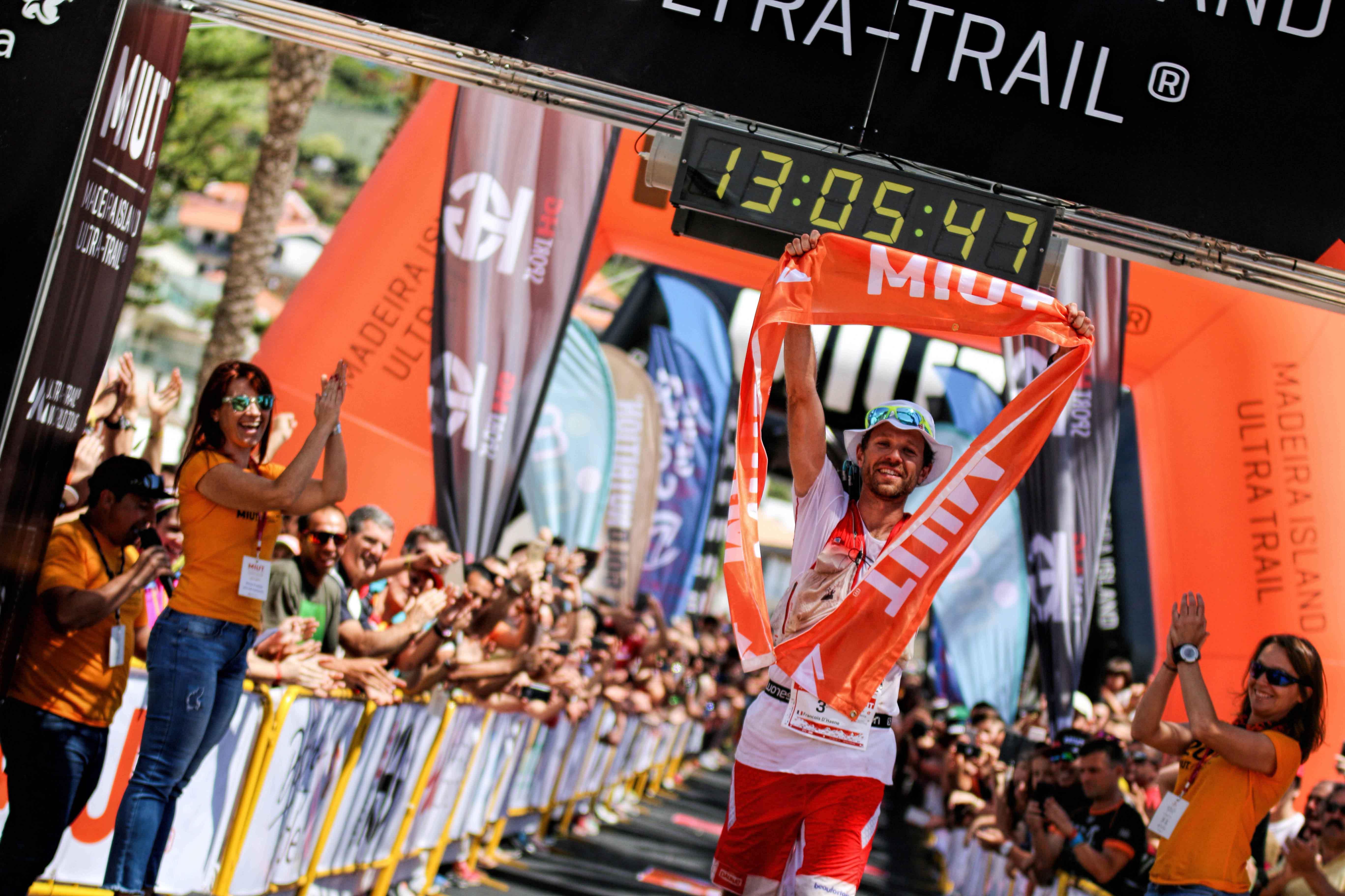 3 115 km Madeira Island Ultra trail François DHaene photo Philipp Reiter - RENTRÉE VICTORIEUSE POUR FRANCOIS D'HAENE ET MICHEL LANNE (article de Robert Goin)