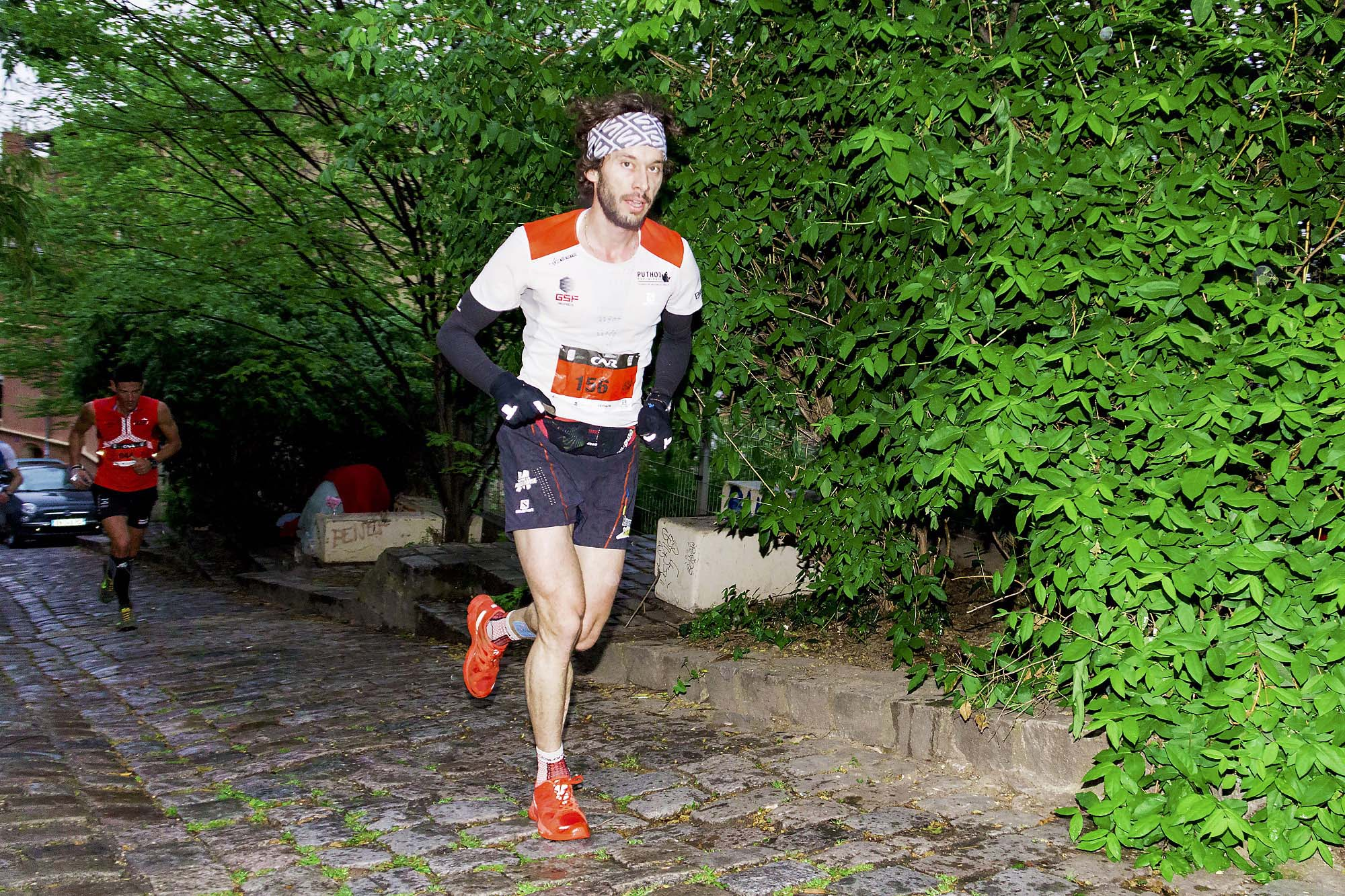 4 Thibaut Baronian photo Goran Mojicevic Passion Trail - RESULTATS ET COMMENTAIRES DU LYON URBAN TRAIL 2017 (par Robert Goin)