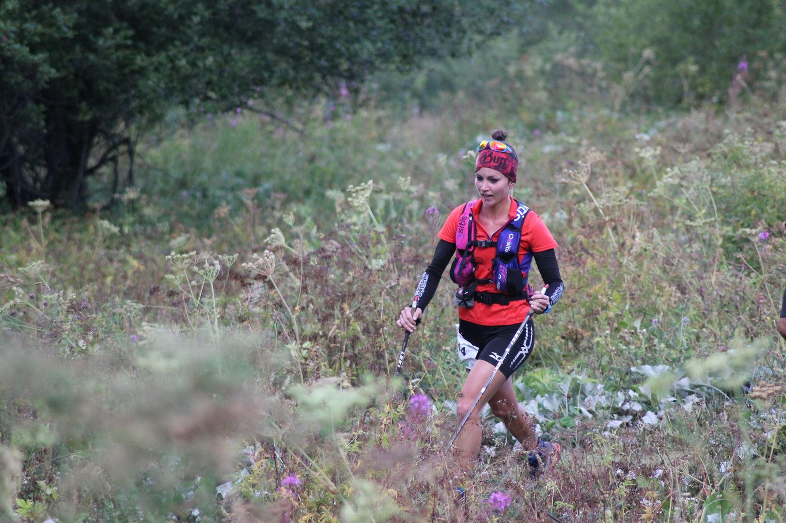 Lucie Bidault remporte le trail du Galibier - PORTRAIT DE LA TRAILEUSE LUCIE BIDAULT