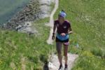 Patricia Serda regarde vers le sommet 150x100 - RESULTATS ET PHOTOS DU TRAIL DE BOZEL (73)  18-06-2017