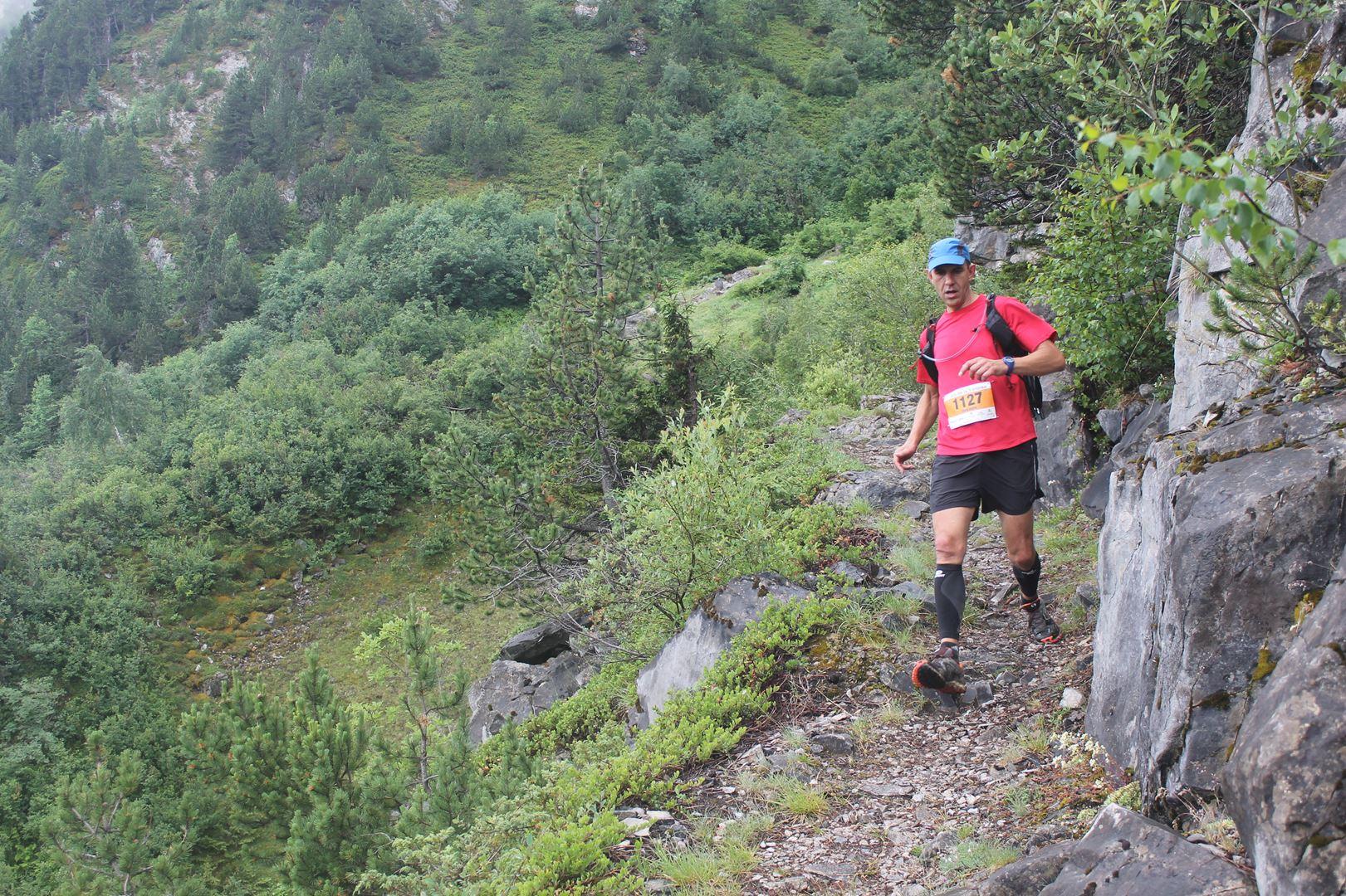 Christophe Kircher 48ème du 30km - TGV 2017 : RESULTATS ET REPORTAGE  01/02-07-2017