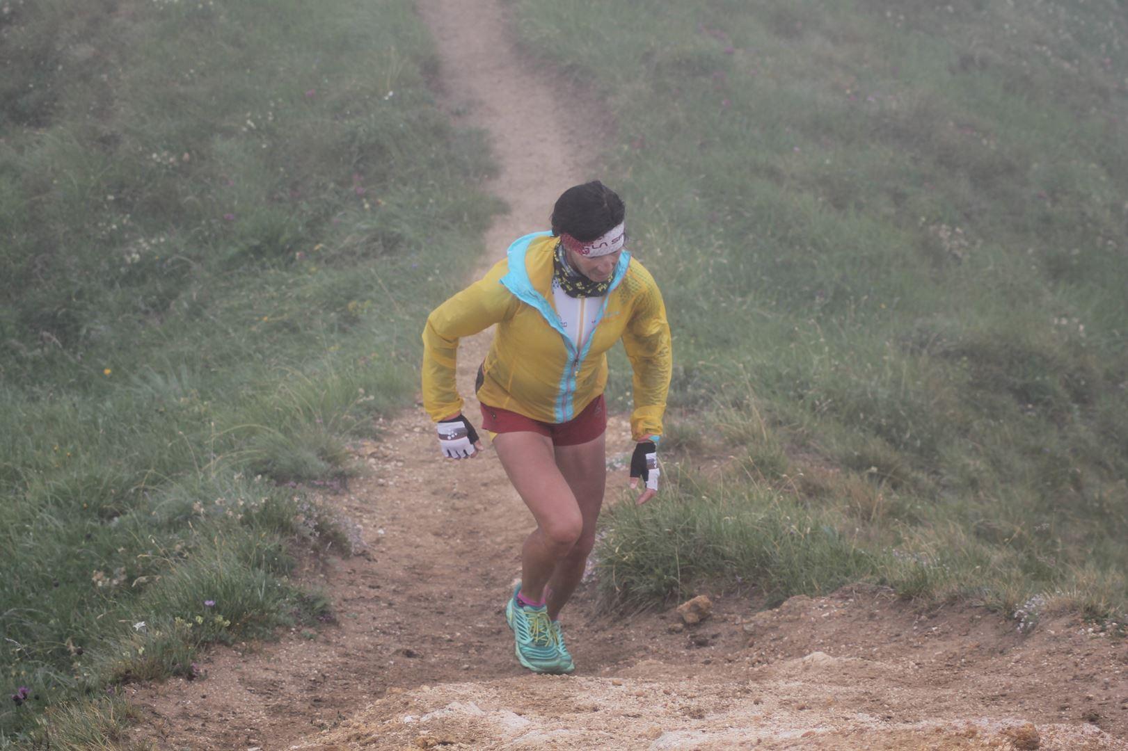 Corinne Favre 6ème femme du 30km - TGV 2017 : RESULTATS ET REPORTAGE  01/02-07-2017