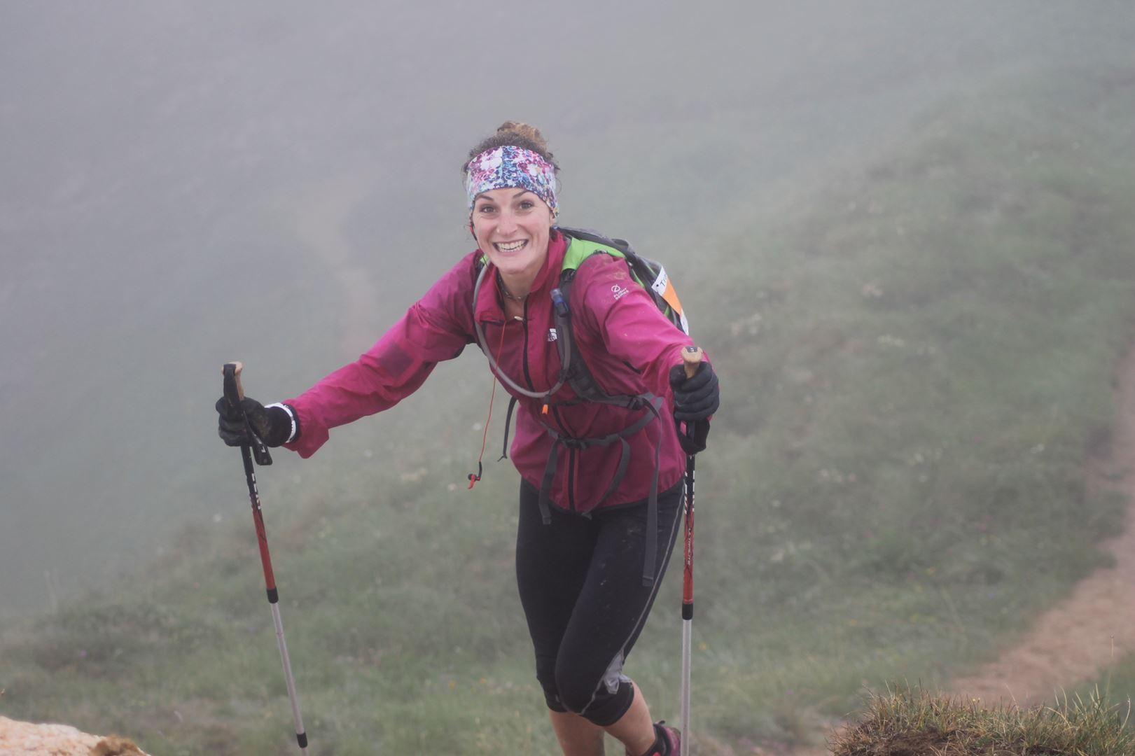 Margot Roze 3ème femme du 30km - TGV 2017 : RESULTATS ET REPORTAGE  01/02-07-2017