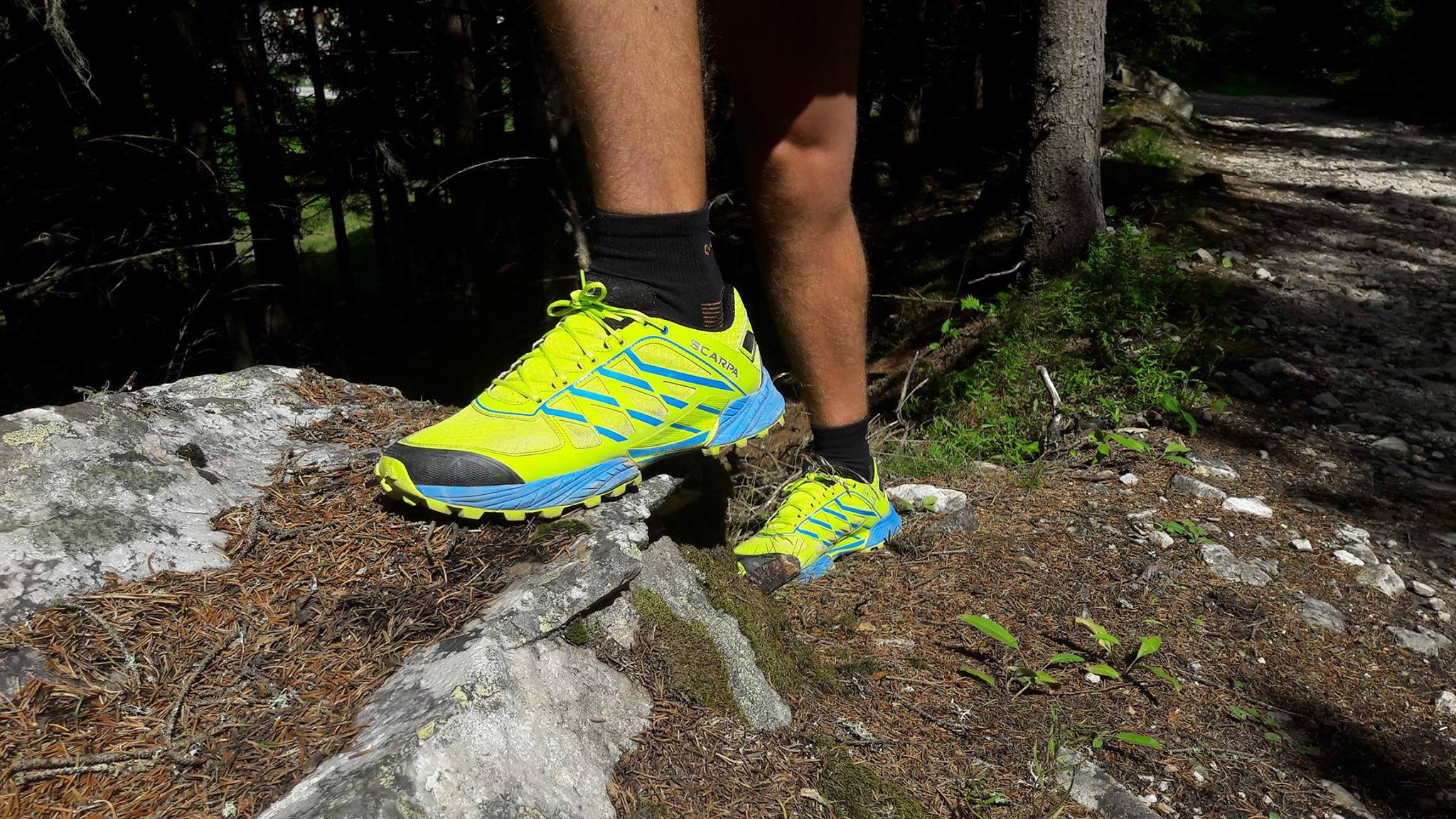 Scarpa article 8 - TEST CHAUSSURES TRAIL SCARPA NEUTRON