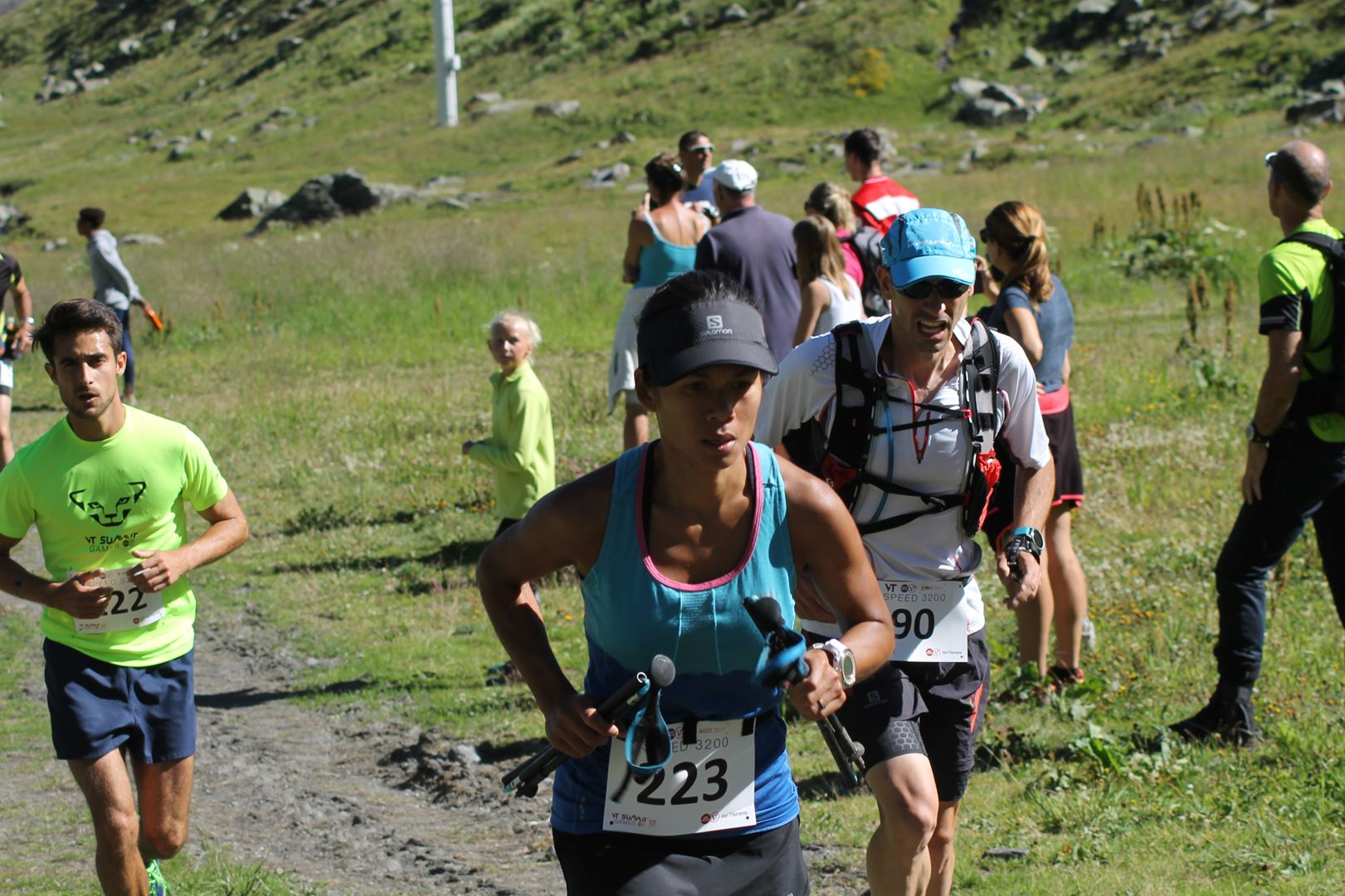 "copie 0 Alexandra Magisson 9ème femme - RESULTATS DE LA 2EME EDITION DES ""VT SUMMIT GAMES"" A VAL THORENS – VT SPEED 3200"