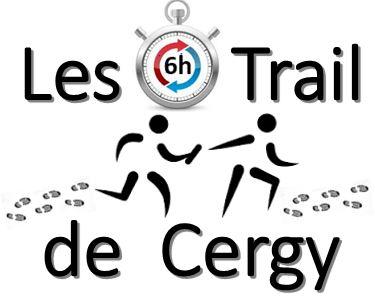 Logo Les6hTraildeCergy V3 - 6 HEURES TRAIL DE CERGY: UNE PREMIERE EDITION PROMETTEUSE