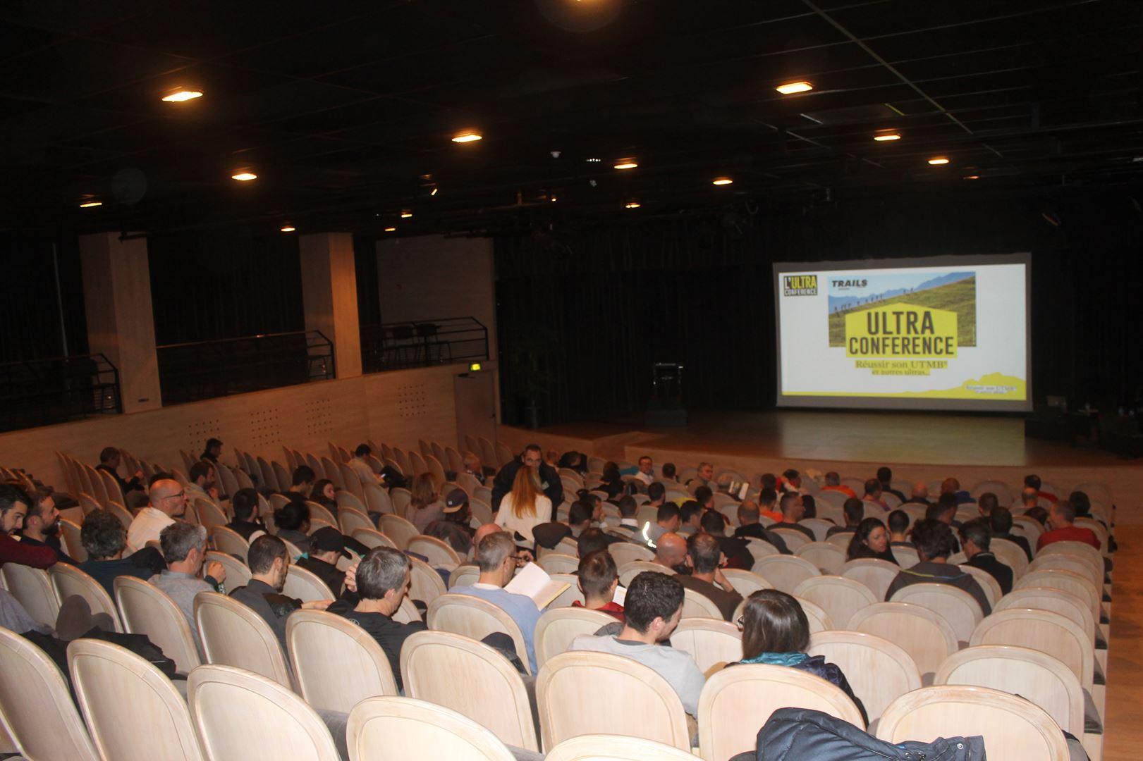copie 0 IMG 0624 - REUSSIR SON UTMB ET SES ULTRAS (conférence qui s'est déroulée à Chambéry en décembre)