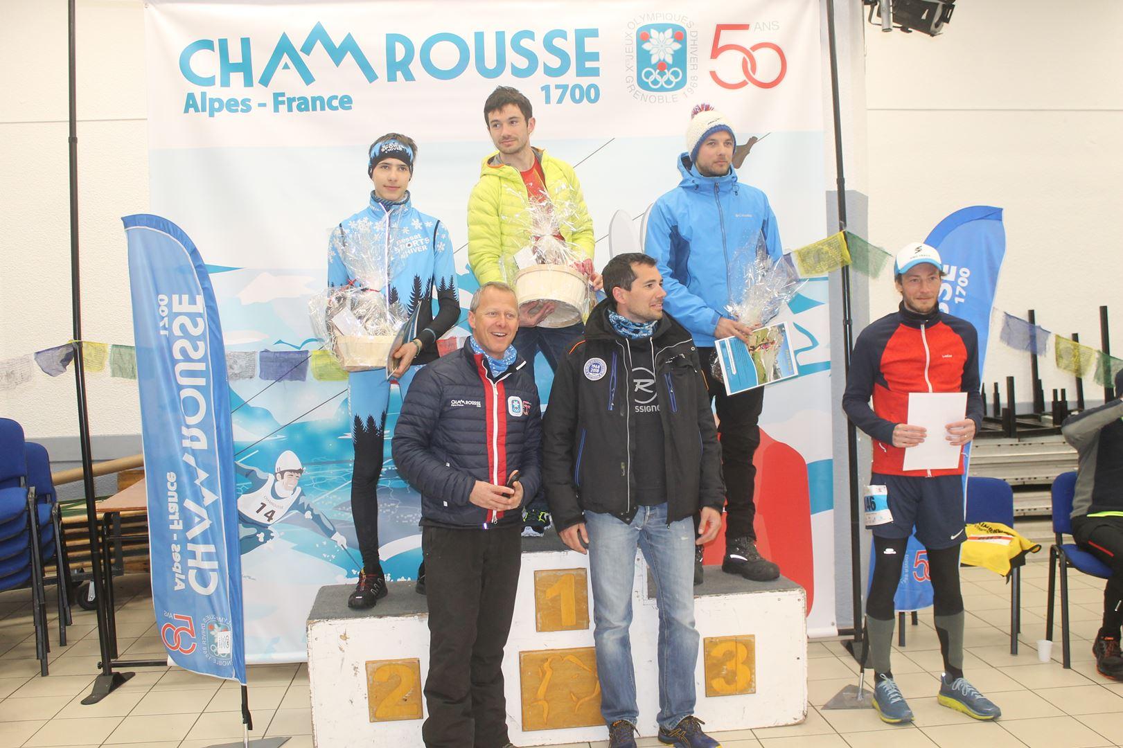 poduim hommes du 8km - WITT: RESULTATS, PHOTOS ET COMPTE RENDU DU TRAIL BLANC DE CHAMROUSSE 01-04-2018
