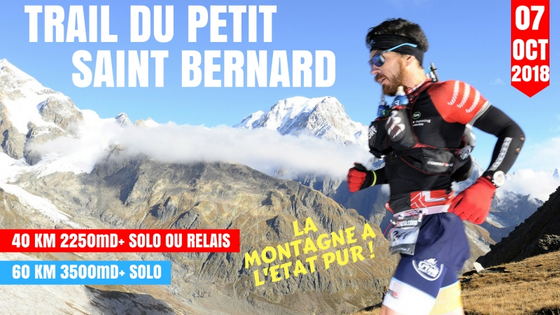 TRAIL DU PETIT SAINT BERNARD 14 e1532964288820 - Juliet Champion, Mathieu Martinez et Romain Wyndaele, vainqueurs du Salomon Over the Mountain Running Challenge 2017