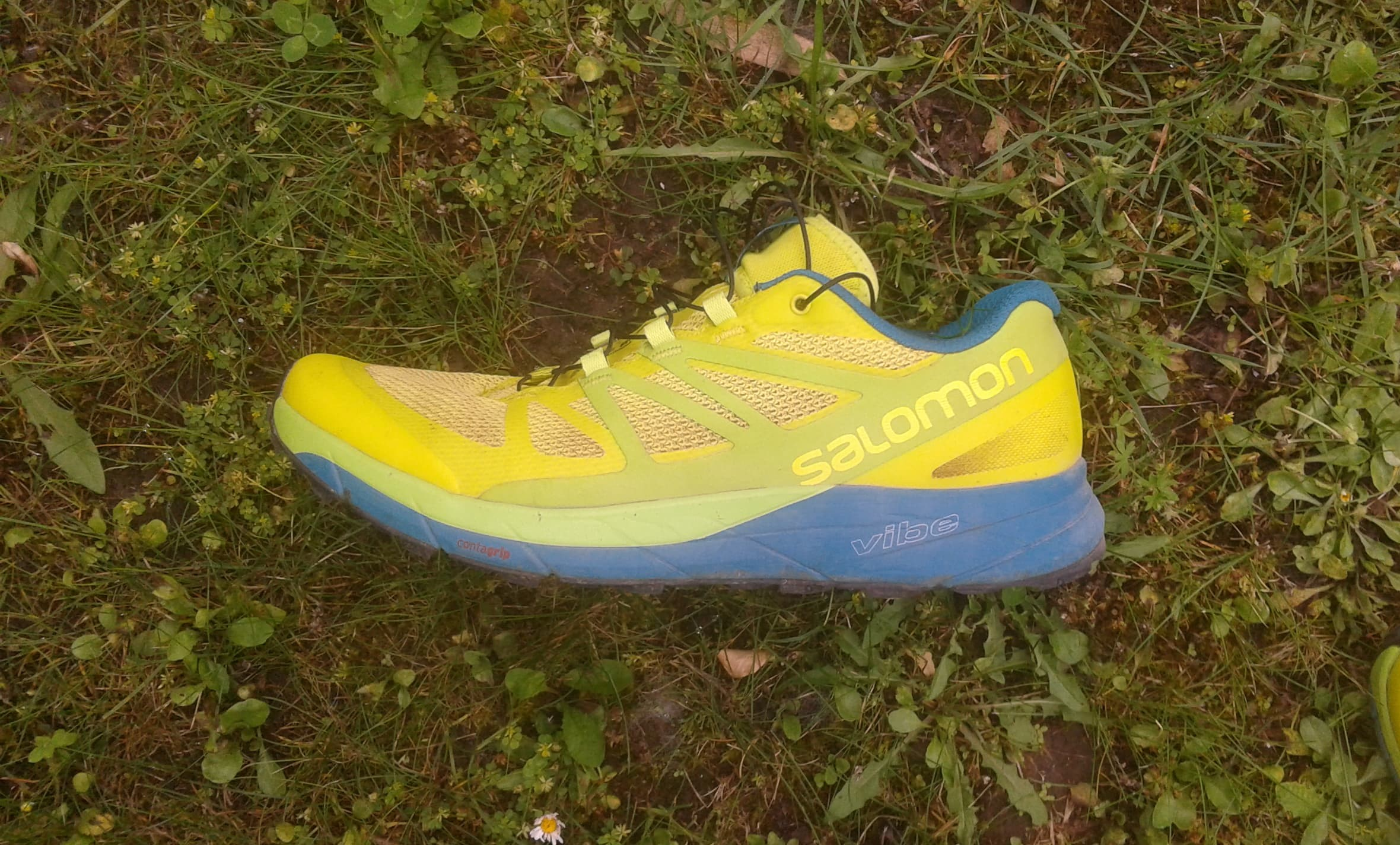 SENSE RIDE 4 - CHAUSSURE SALOMON SENSE RIDE