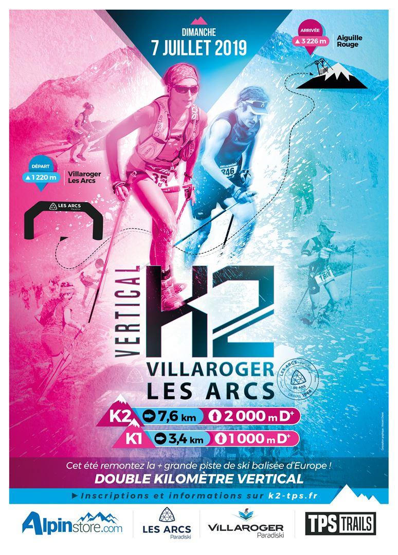 K2 VILLAROGER-LES ARCS