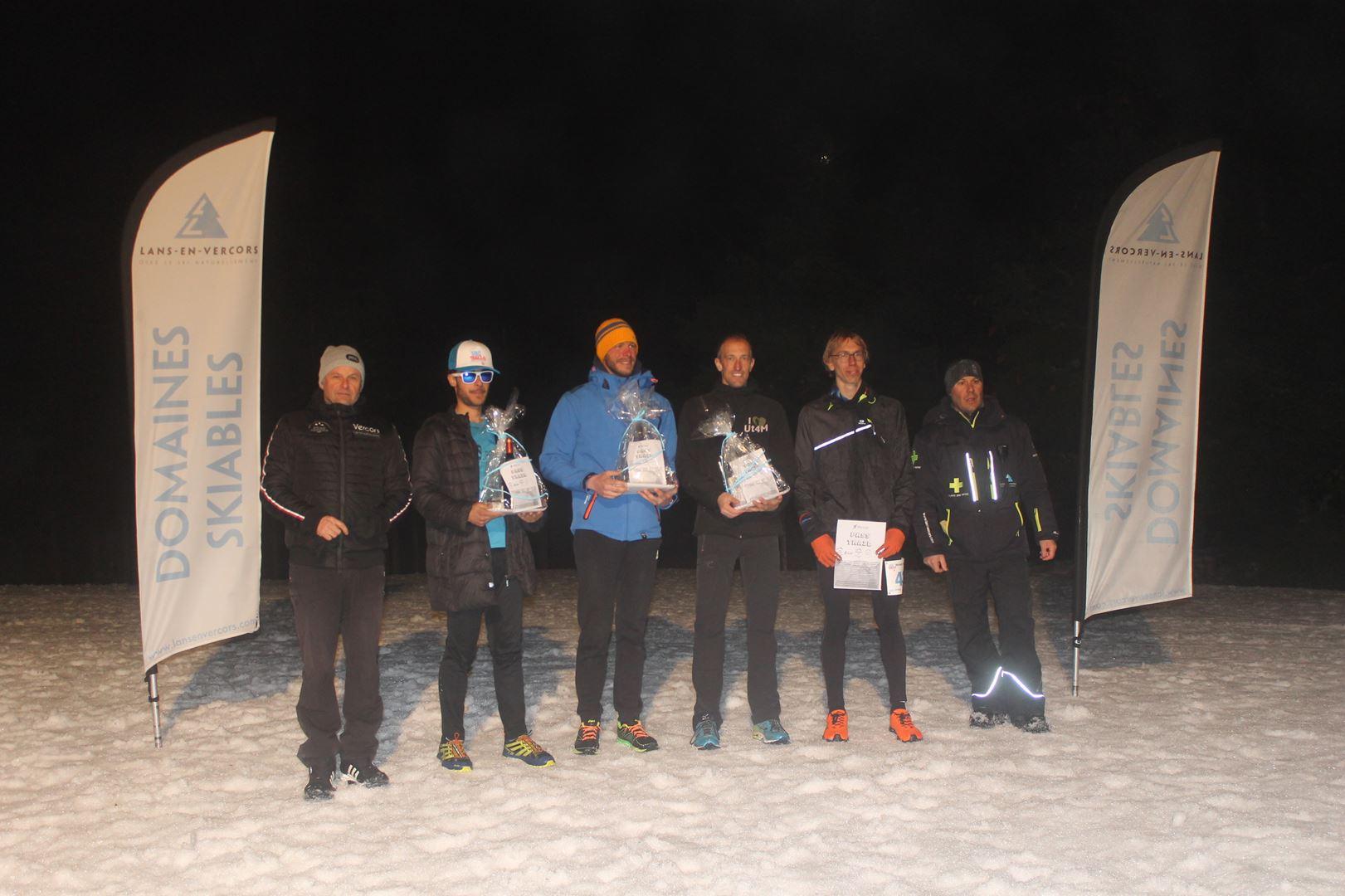 copie 0 podium hommes du 16km - RÉSULTATS DU SIBO TRAIL BLANC LANS EN VERCORS (38) 02/03/2019