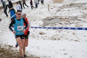 83950034 o 300x201 - Stany Paumier (en bleu), lauréat des Championnats Interrégionaux Centre-Est de cross-country, le 10 février 2013.