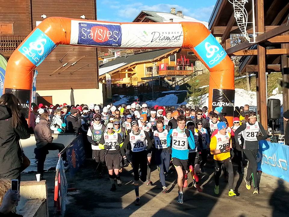 10kmsaisies - Résultats Trail de Noel Les Saisies (73)