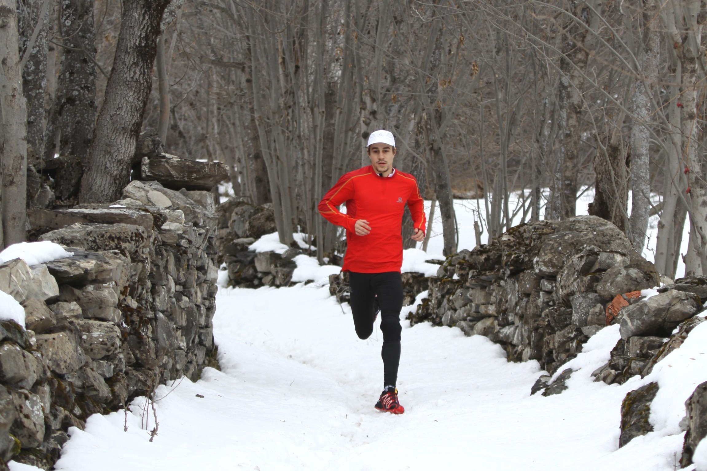 3 Yann Alarcon photo Robert Goin - Teams trail Salomon 2014 : Zoom sur Yann Alarcon (par Robert Goin)