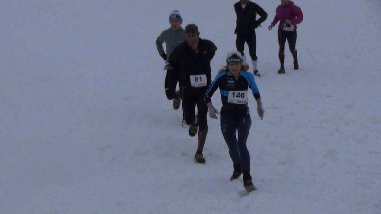 christianelacombe - Résultats et vidéo du Trail de l'Aigle Blanc 2014