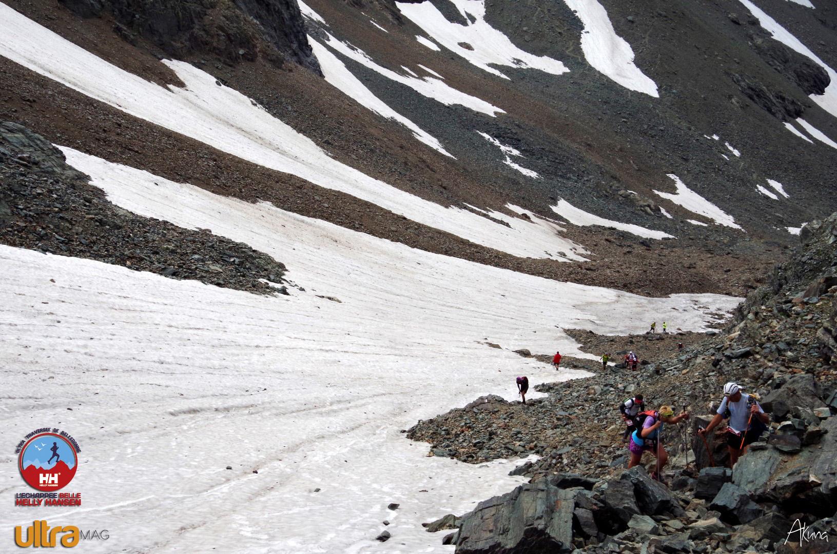 AKU0046 Large - ECHAPPEE BELLE-HELLY HANSEN 2014 : l'interview exclusive du vainqueur Sangé Sherpa (Alexandre Garin), résultats et photos.