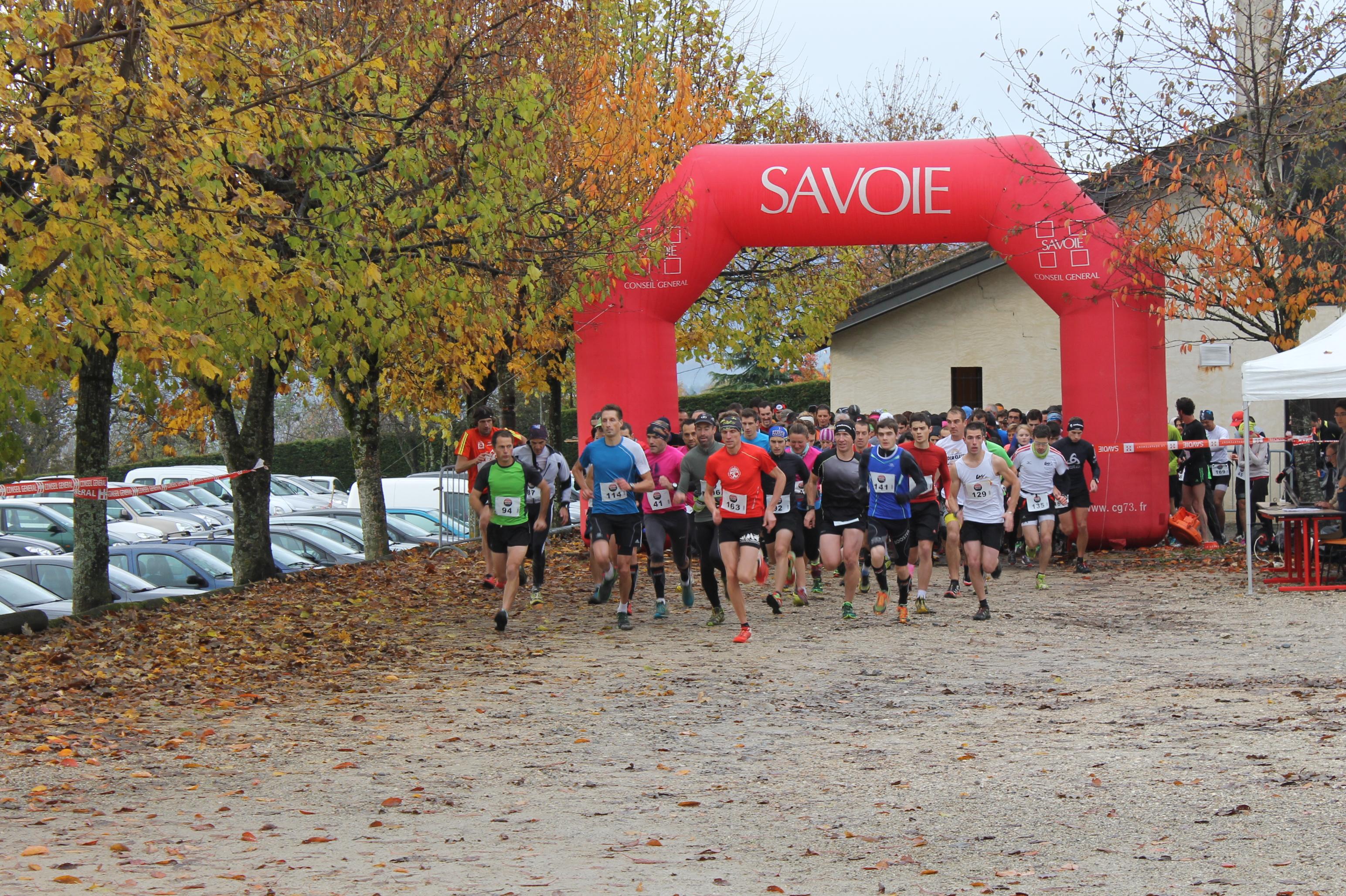 IMG 5976 - COMPTE-RENDU DE LA SANGE'RUN (PAR ALEXANDRE GARIN) / 16-11-14