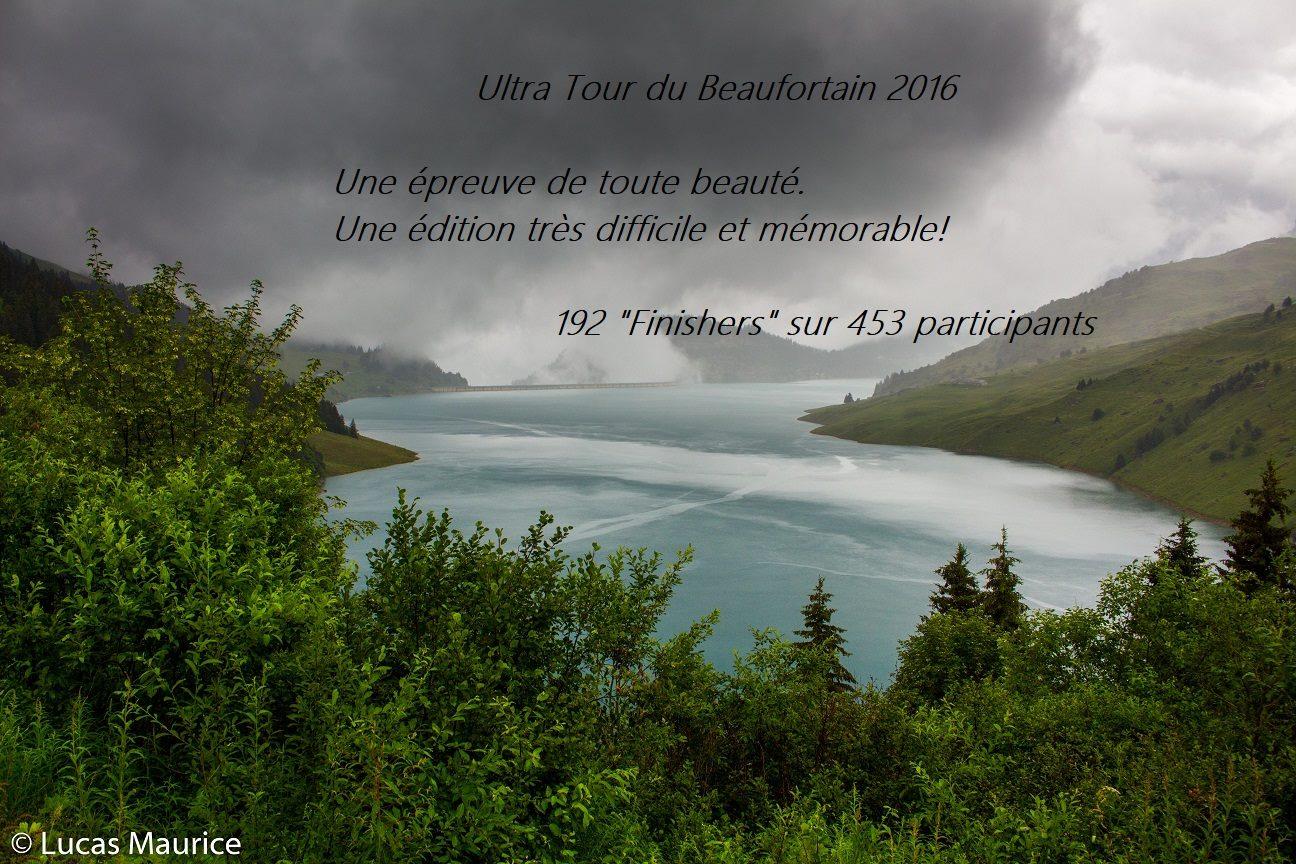 13724114 607596682754604 6427028009868533404 o - RESULTATS DE L' ULTRA TOUR DU BEAUFORTAIN 23 JUILLET 2016