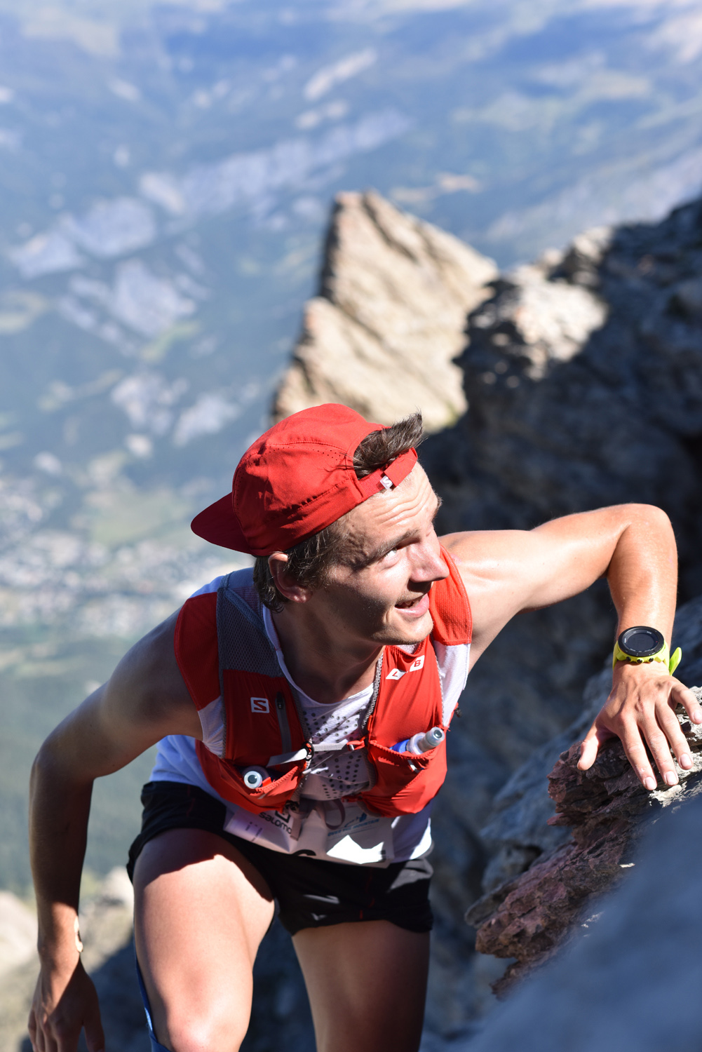 4 Gédéon Pochat photo JMK Consult - National : 3ème édition du Serre Che Trail Salomon 10/11-09-2016