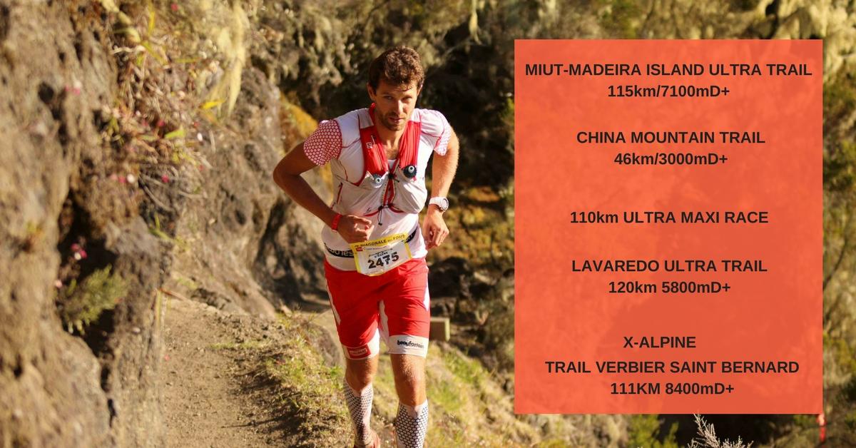 Ultra race 110 km Maxi Race Lavaredo Ultra Trail Trail Verbier Saint Bernard. - CALENDRIER PREVISIONNEL 2017 DE FRANCOIS D'HAENE 1ERE PARTIE