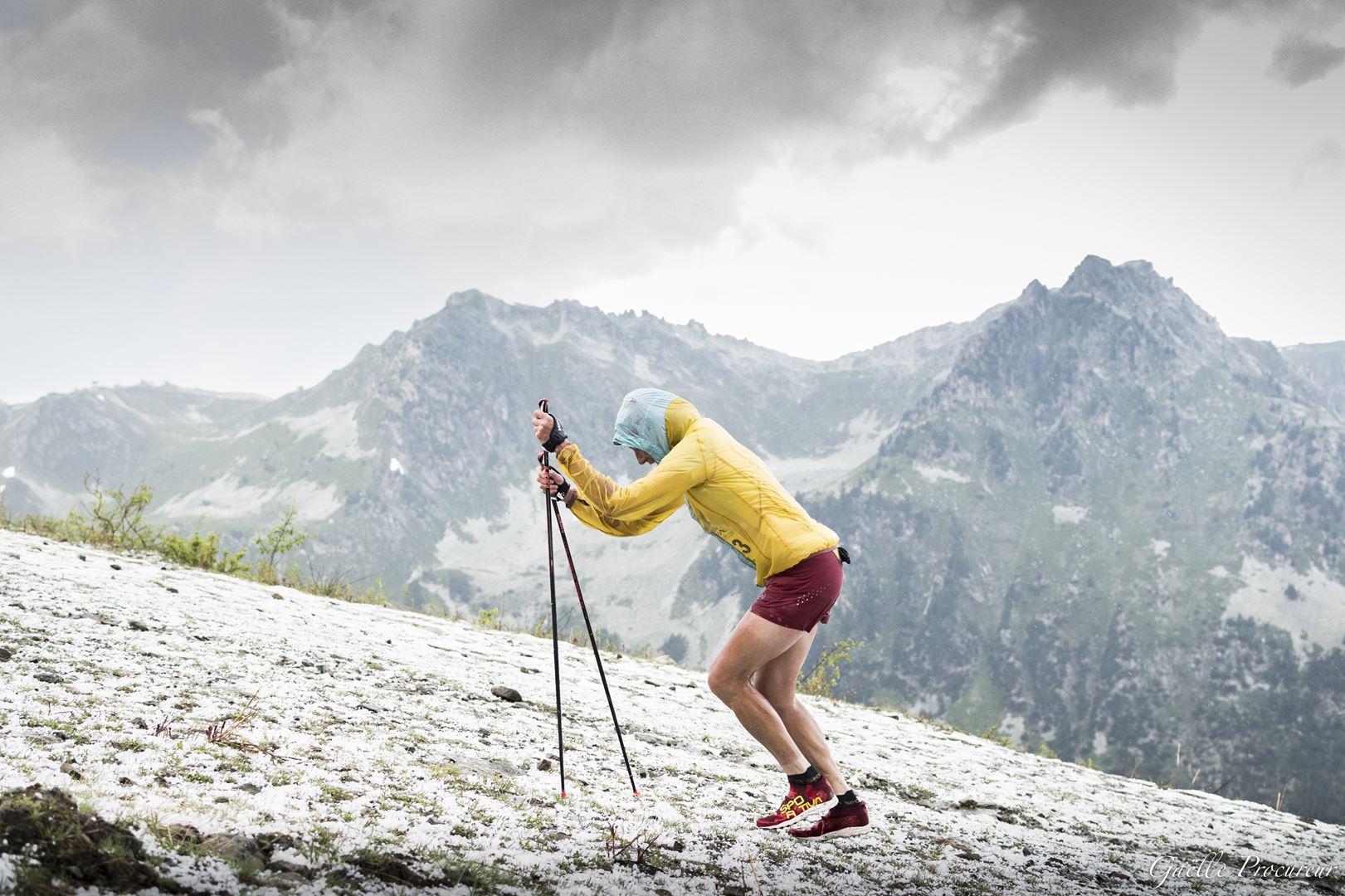 K2 Arcs 2019 35 - Trail Vertical K2 Villaroger : l'orage, la grêle et le spectacle au rendez-vous !